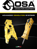 OSA Demolition Equipment UK