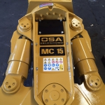 New MC 15 COMBI CRUSHER, PULVERIZER AND SHEAR